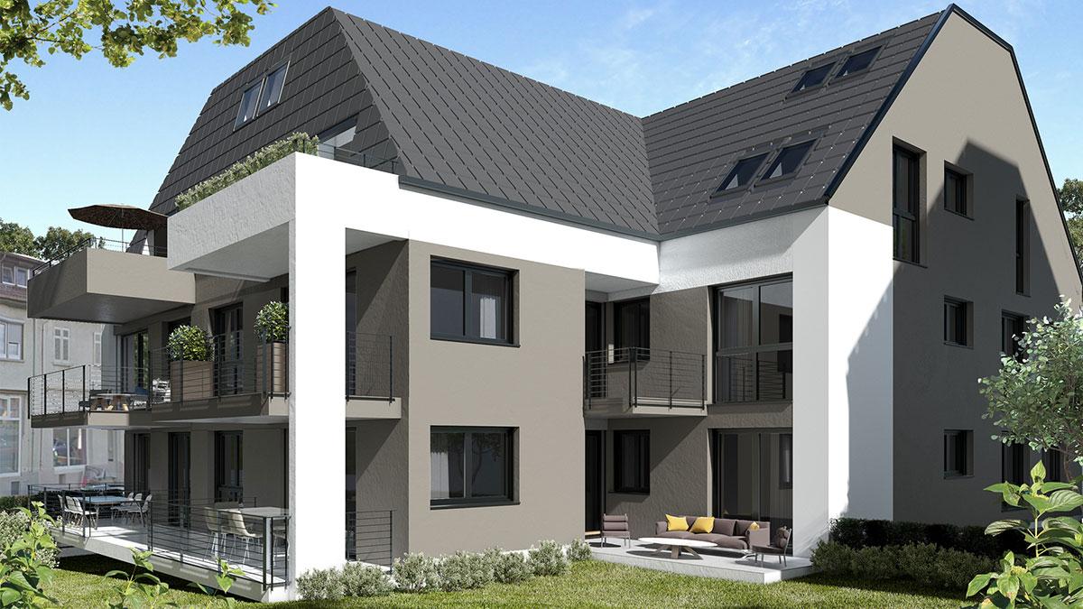 4,5-Zimmer-Wohnung - Objekt 320-9