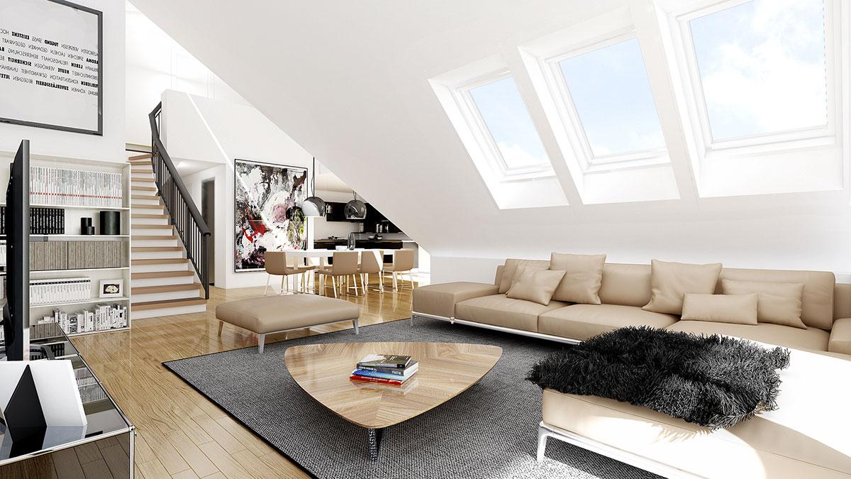 4,5-Zimmer-Wohnung - Objekt 320-15
