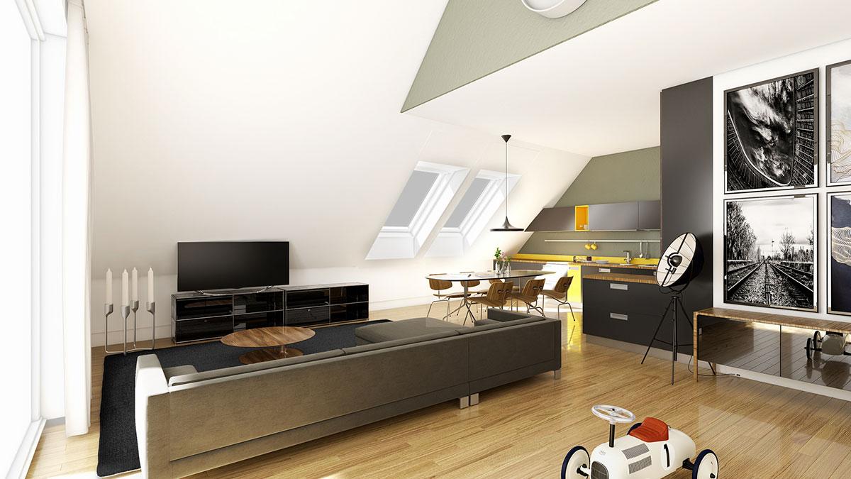 4,5-Zimmer-Wohnung - Objekt 320-16