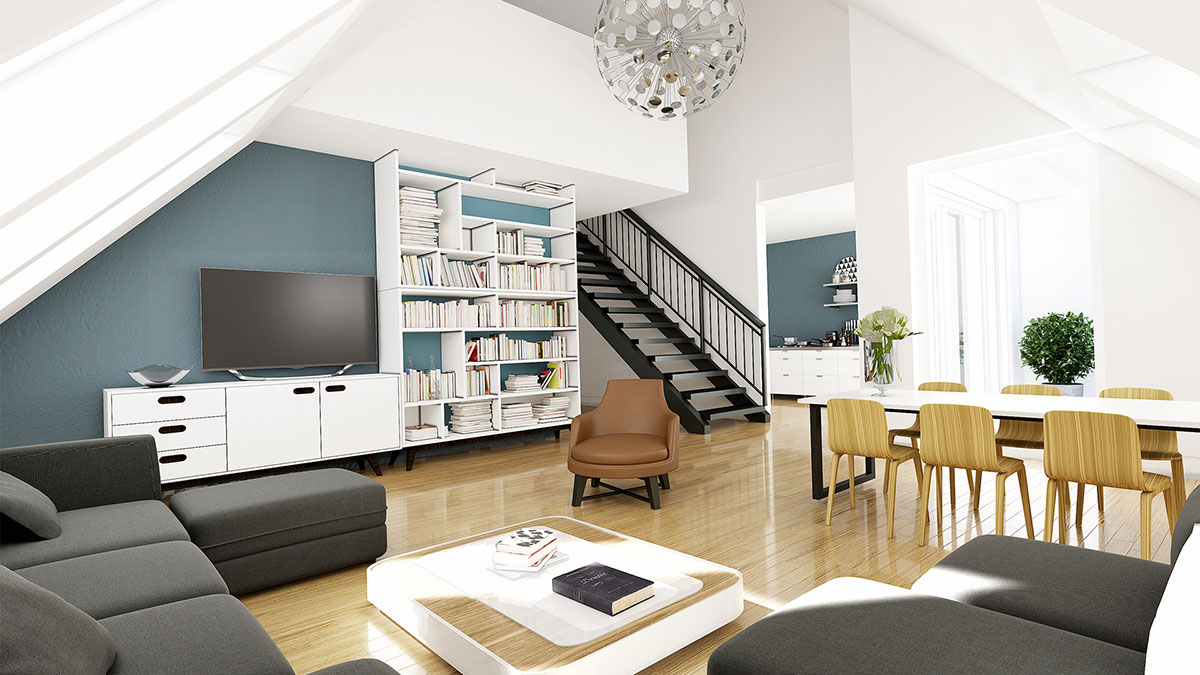 3,5-Zimmer-Wohnung - Objekt 320-17